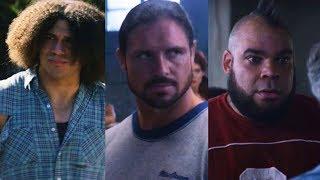 Every WWE/TNA Wrestler Appearance in Netflix