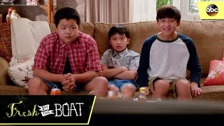 The Masters - Fresh Off The Boat 3x19
