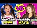 Download Video Download 🌈 ¡¡HERMANA MAYOR VS HERMANA PEQUEÑA!! POR UN DÍA 🎀 ¡¡EXPECTATIVA vs REALIDAD de tener HERMANOS!! 3GP MP4 FLV