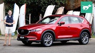 Mazda CX-5 turbo 2.5L 2019 review