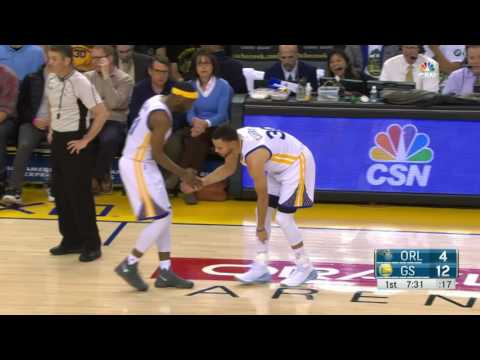 Orlando Magic at Golden State Warriors - March 16, 2017