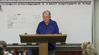 #3702 Bible History:  Learning To Synthesize The Old And New Testaments- Leviticus Chapters 10-19 ..