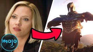 Avengers: Endgame Trailer Breakdown and Reaction - Things You Missed!
