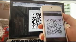 web-watsapp-like QR Code Login