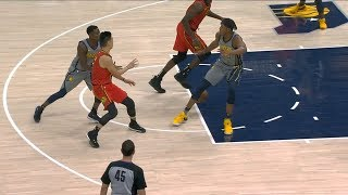 Jeremy Lin Highlights - 11/17/18 Hawks at Pacers