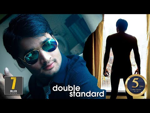 Xxx Mp4 Gay Themed Hindi Short Film DOUBLE STANDARD 2015 3gp Sex