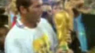 ZIDANE زين الدين زيدان فرنسا ريال مدريد عصام الشوالي