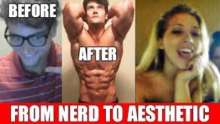 Aesthetics on Omegle 6: Nerd Surprises Girls
