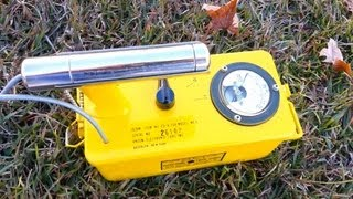 Anton CDV-700 Model 5 Geiger Counter. Taken apart and operational.