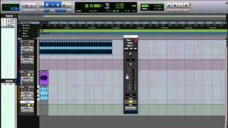 Pro Tools for Beginners: Setting up a record session in ProTools pt.2