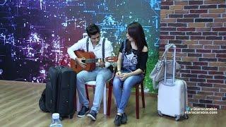 اهاب امير من المغرب و سهيلة بن لشهب من الجزائر في الايفال الثالث - ستار أكاديمي 11 - 2015-11-02