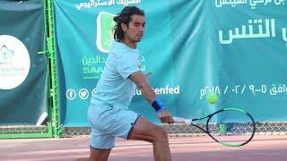 بطولة الرياض لمحترفي التنس - نهائي فردي الرجال #تنس_السعودية