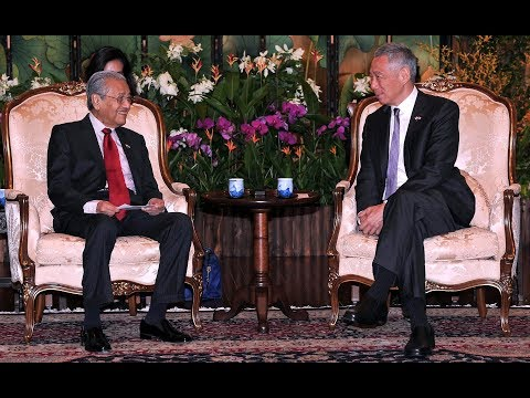 Xxx Mp4 Malaysia And Singapore Are Like Twinsquot Says Dr M 3gp Sex