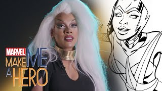Dax ExclamationPoint! | Marvel Make Me a Hero