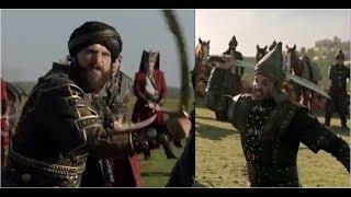 Kosem Sultan season 2 EP 73 Fight between Ajam ke sahjade and Murad HD