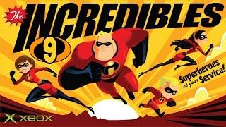 The Incredibles | 100% Walkthrough | Part 9 | Robot Arena