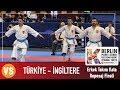 Türkiye - İngiltere | Repesaj - Erkek Takım Kata | Karate 1 Premier Lig Berlin 2018 | #Karateturk
