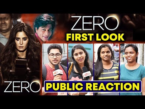 Xxx Mp4 Katrina Kaif का ZERO LOOK PUBLIC REACTION Shahrukh Khan Anushka Sharma 3gp Sex