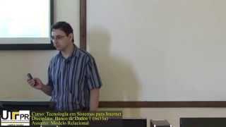 TSI33A-S03 Modelo de Dados Relacional