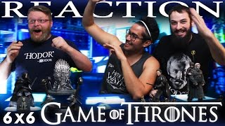 Game of Thrones 6x6 REACTION!!