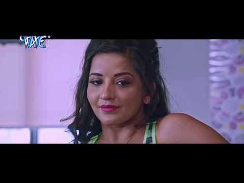 sexy Monalisa jumping boobs in gym in superhit bhojpuri movie