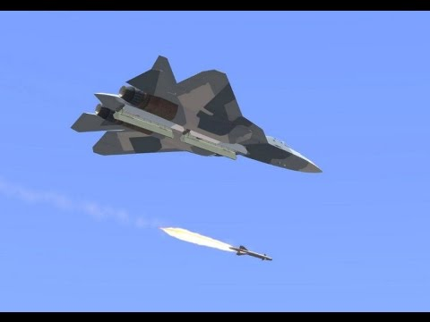Sukhoi T-50 PAK FA Specification, 5th Generation Fighter Jets