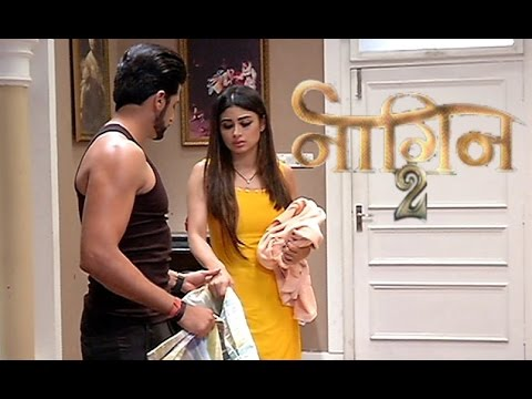 Xxx Mp4 Naagin 2 15th December 2016 Shivangi And Rocky Romantic Fight On Location News 3gp Sex