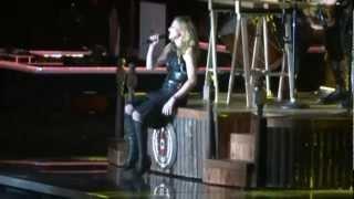 Madonna 12 Open Your Heart - Sagarra Jo ( edit ) MDNA Tour  Live 2012 HD 1080p ( +3D)