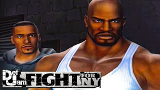 Def Jam: Fight For NY - Walkthrough - Part 1