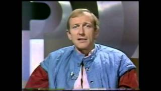 Monty Python's Graham Chapman reviews