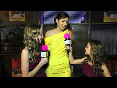 Xxx Mp4 Actress Julie Manriquez Interview At The ONE WARM NIGHT Hollywood Red CarpetPremiere 3gp Sex