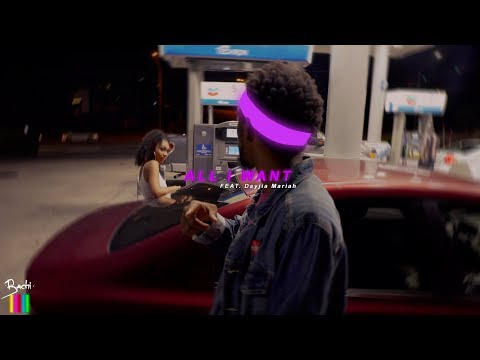 Xxx Mp4 BACHI All I Want Feat Dayjia Mariah Official Music Video HGL 3gp Sex