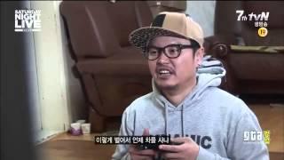 SNL코리아 GTA 강남,군대