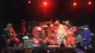 SSX The Band - Treat Me Bad (Live @ Whisky A Go Go)