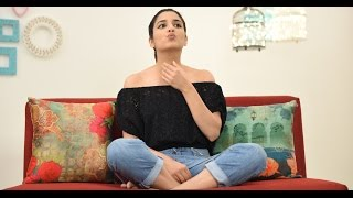 Easy Exercises For Double Chin | How To Reduce Double Chin Fast - POPxo