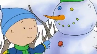 CAILLOU Holiday MOVIE | Caillou On Holiday | Cartoons for kids