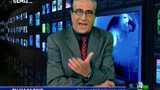 منصور سپهربند و آزیتا ارباب - ویدیو قدم زدن جمیله با آن حال باعث شگفتی بسیار شد