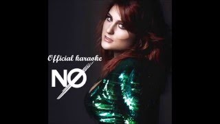 Meghan Trainor - NO - Official karaoke with backup vocals - 1080pHD