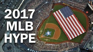 "2017 MLB Season Hype - ""Game Time"""