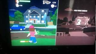 Family Guy Back to the Multiverse All characters, Weapons,Special Powers and Items