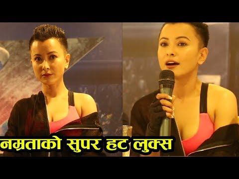 Xxx Mp4 इतिहासकै सुपर हट लुक्समा नम्रता श्रेष्ठ Mero Online TV Namrata Shrestha Nepali Movie Jiara 3gp Sex