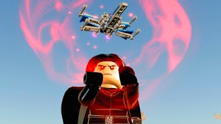 LEGO Star Wars The Force Awakens All Dark Side Force Power Super Moves