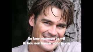Jeroen van der Boom - Mag ik dan bij jou (met lyrics)
