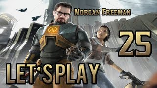 Let's Play Half Life 2 [PC] [HD] [Gameplay/Walkthrough] Part 25: Wave Defense