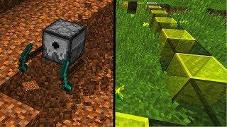 Quarry Maschine mit Minecraft Commands! Ohne Mods!