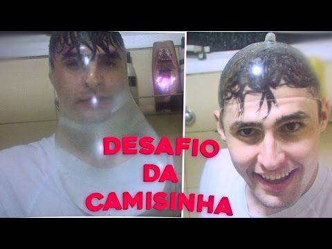 DESAFIO DA CAMISINHA