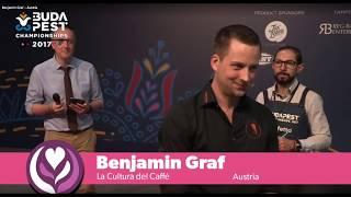World Latte Art Championship 2017 Budapest