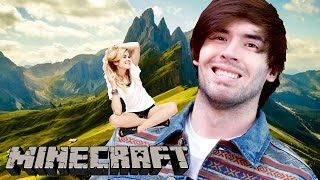 NUESTRA VIDA BAJO TIERRA | Minecraft | Parte 14 - JuegaGerman