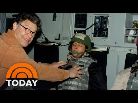 Xxx Mp4 Senator Al Franken Apologizes For Kissing And Groping Woman Without Consent TODAY 3gp Sex