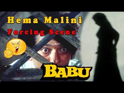 Xxx Mp4 Hema Malini Forcing Scene From Babu Bollywood Action Hindi Movie 3gp Sex